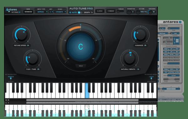 Auto-Tune Vocal Studio Crack 9.2 VST Free Version 2021 Full Download