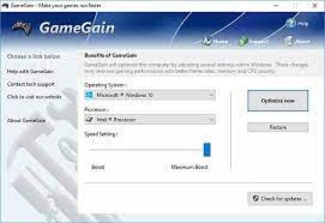 PGWARE GameGain v4.12.32.2021 Full Version Crack Free Download