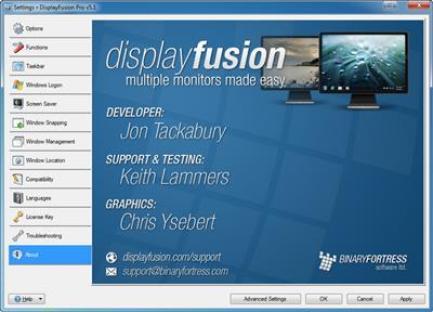 DisplayFusion Pro Crack 9.8 2021 Full License Key Download