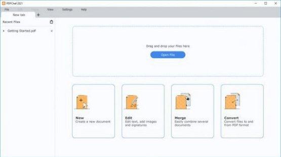 Movavi PDF Chef Crack v21.4.0 Free Download With Keygen 2021