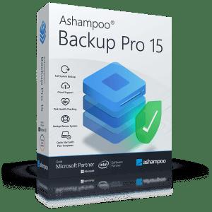 Ashampoo Backup Pro Crack v15.03.2 With Keygen [Latest] 2021