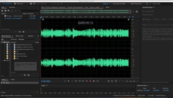 Adobe Audition CC 2020 Crack v14.4.0.38 With Activation Key + Patch