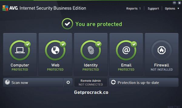 AVG Internet Security v21.2.3169 Crack With License Key Life Time