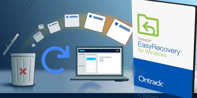 Ontrack EasyRecovery Professional 14.0.0.6 With Crack + License Key & Serial Codes