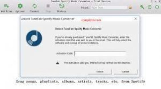 TuneKeep Spotify Music Converter 3.1.9 With Crack [latest 2021]Free Download