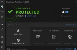 Bitdefender Total Security 2021 Crack With Activation Code Latest Version