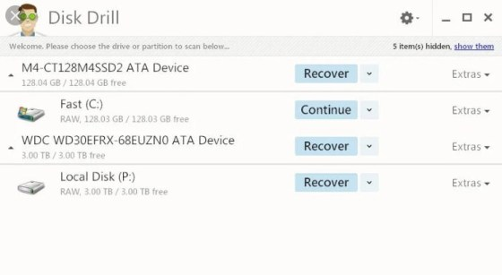 Disk Drill Pro 4.2.567.0 Crack With Serial Key Latest 2021 [Win/Mac] Free