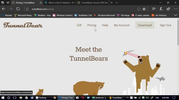 TunnelBear VPN 4.3.6 Crack With Serial Key 2021 Download Free
