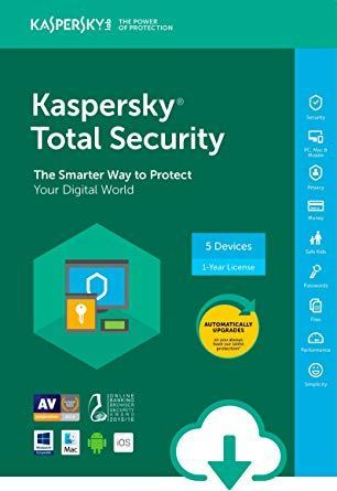 Kaspersky Total Security 2021 Activation Code With Crack Latest Free