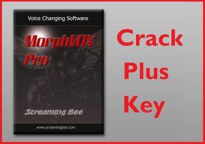 MorphVox Pro Crack v5.0.10.20776 Plus Serial Key 2021 Free Download