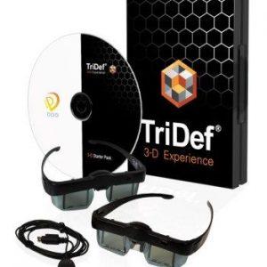 TriDef 3D 7.5 Crack With Keygen Download (Free trial)