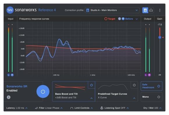 Sonarworks Reference Crack 4.4.8 With Latest Studio EditionFree