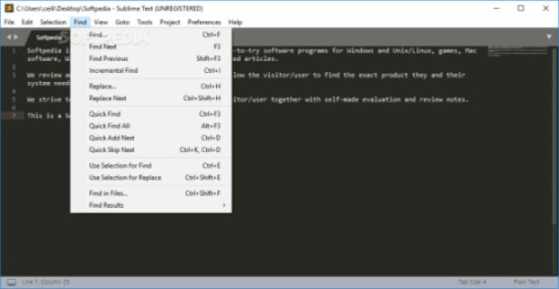 Sublime Text 4 Editing Crack 2021 Mac + Windows Free