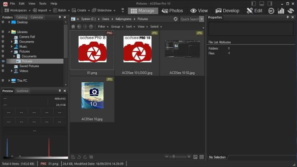 ACDSee Pro 11 Crack + License Key Free Download