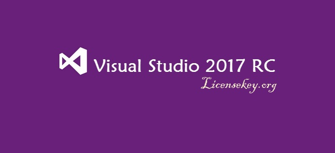Visual Studio 2017 License Key + Crack Free Download