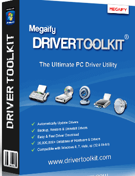 Driver Toolkit 8.9 License Key with Crack Free Download