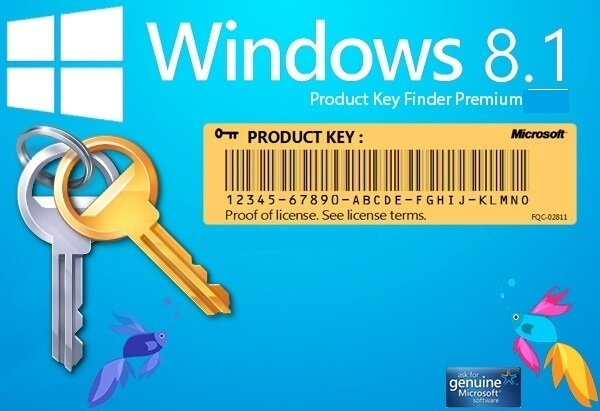 Windows 8.1 Product Key + Crack 2021 [Latest]