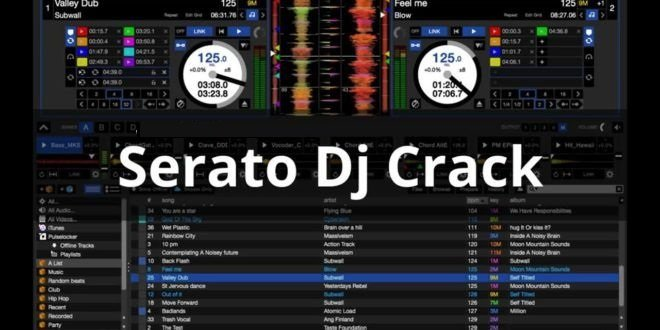 Serato DJ Pro 2.3.2 Crack Torrent [Mac/Win] Download 2020