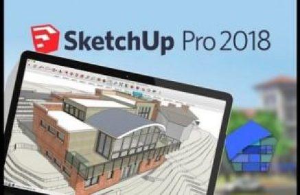 SketchUp Pro 2018 Crack License Keygen For Windows