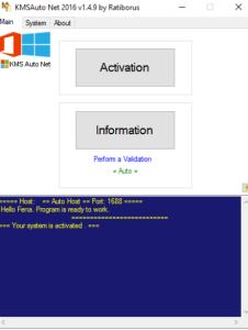 KMSAuto Net 2020 Windows & Office Activator