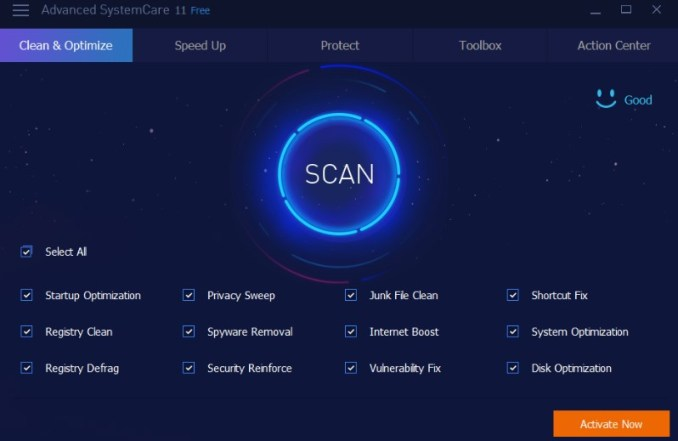 Advanced SystemCare Pro 12.6.0 Crack + Serial Key [Windows]