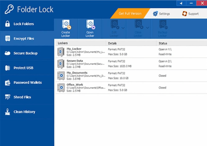 Folder Lock 7.8.0 Crack Keygen Latest Version [Windows]