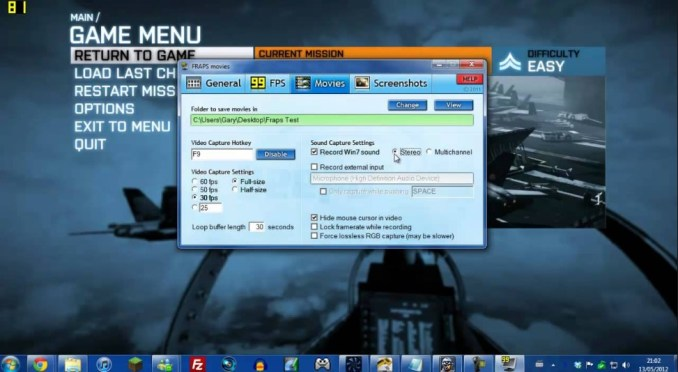 Fraps 3.5.99 Crack Keygen Full Torrent Free Download