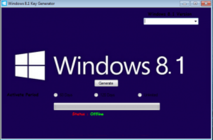 Windows 8.1 Product Key Generator 2017 Download