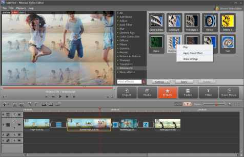 Movavi Video Editor 14 Crack