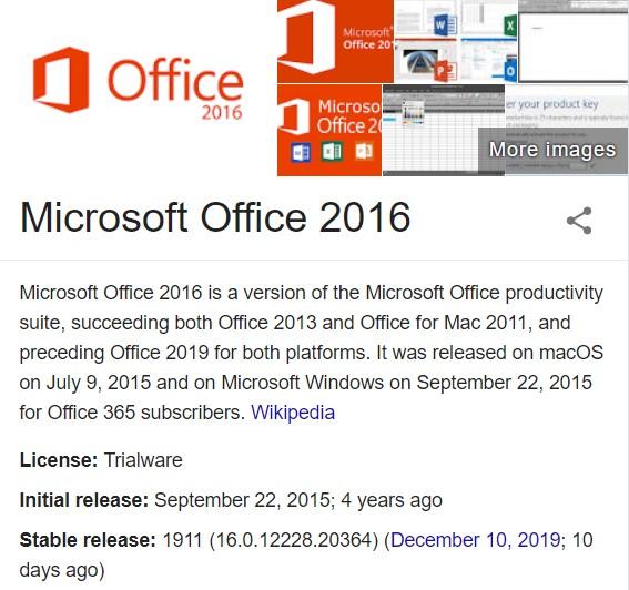 Kode Aktivasi Office 365