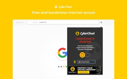 CyberGhost VPN Crack + 7.3.9.5140 Registration Key Latest (2020)
