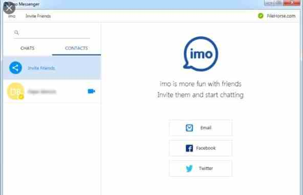 IMO For PC Windows 10, 8, 7 Latest version