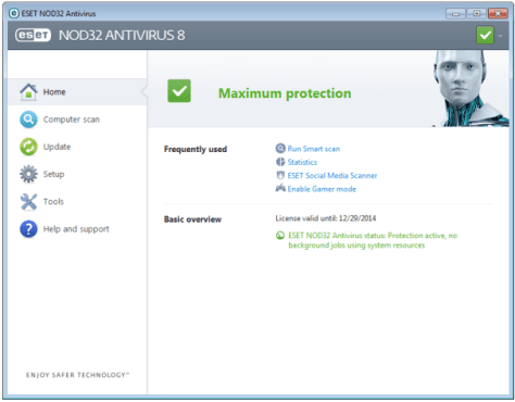 eset nod32 Antivirus license key + Full Crack lifetime 2020
