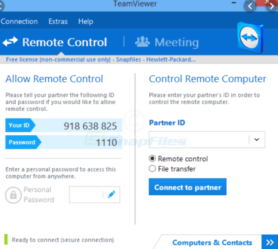 TeamViewer 14.6.4835.0 Crack Patch & License KEY