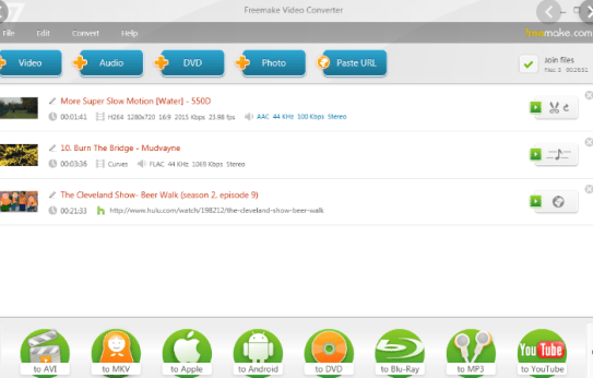 Freemake Video Converter 4.1.10.460 Crack With Serial key [2020]