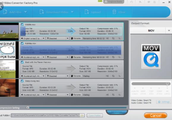 Wonderfox HD Video Converter Factory Pro 2020 18.2 Crack + Keygen