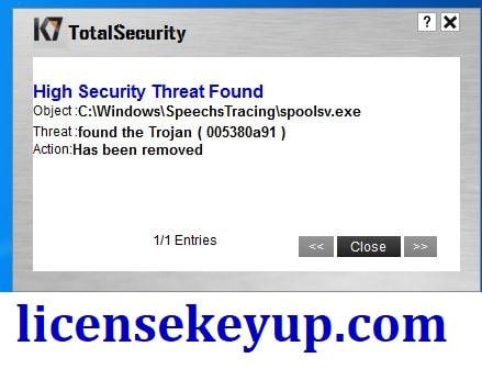 K7 Total Security 16.0.0430 Crack + Activation Key 2021