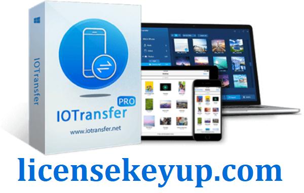 IOTransfer Pro 4.3.0.1559 Crack Full Torrent Download