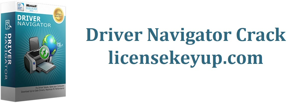 Driver Navigator 3.6.9 Crack With License Key (Free)