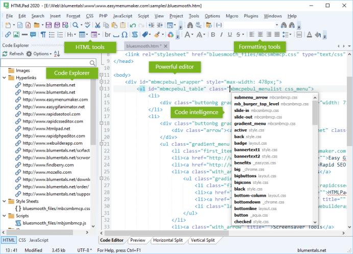 Blumentals HTMLPad Crack 16.3.0.246 Activation KEY [Latest]