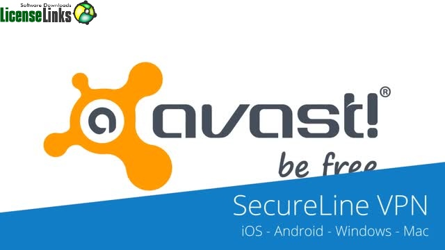 Avast SecureLine VPN Key + Crack + Activation Code (Latest ...