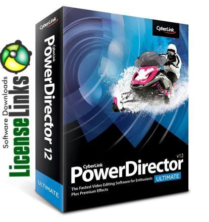 CyberLink PowerDirector crack 2020