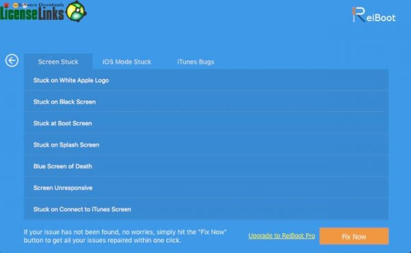 Tenorshare Reiboot Pro 8.0.0.36 With Crack Download [Latest] 2021
