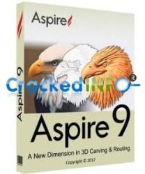 Vectric Aspire 2020 Crack 9.514 + Activation Code 100% Working