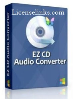 EZ CD Audio Converter 9.1.3.1 Crack with Serial Key 2020 Latest