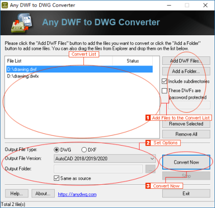 Any DWF to DWG Converter Crack with Serial Key Download [Latest]