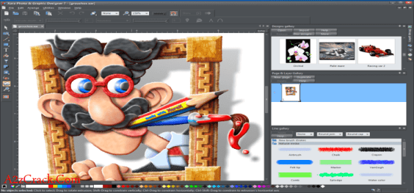 Xara Photo & Graphic Designer Crack 17.0.0.58775 Serial Keygen 2020