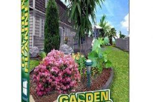 Garden Planner 3.7.48 Crack + Serial Key 2020 Full Latest
