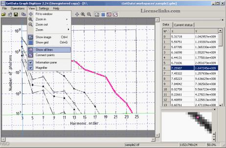 GetData Graph Digitizer 2.26 Crack + Registration Key Download