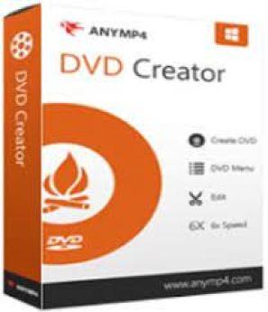 AnyMP4 DVD Creator 7.2.70 Crack Plus License Key [2021] Free